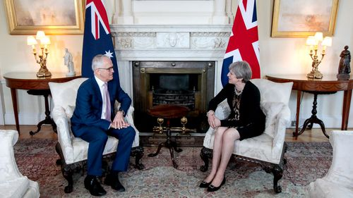 PM thanks UK police for terror response