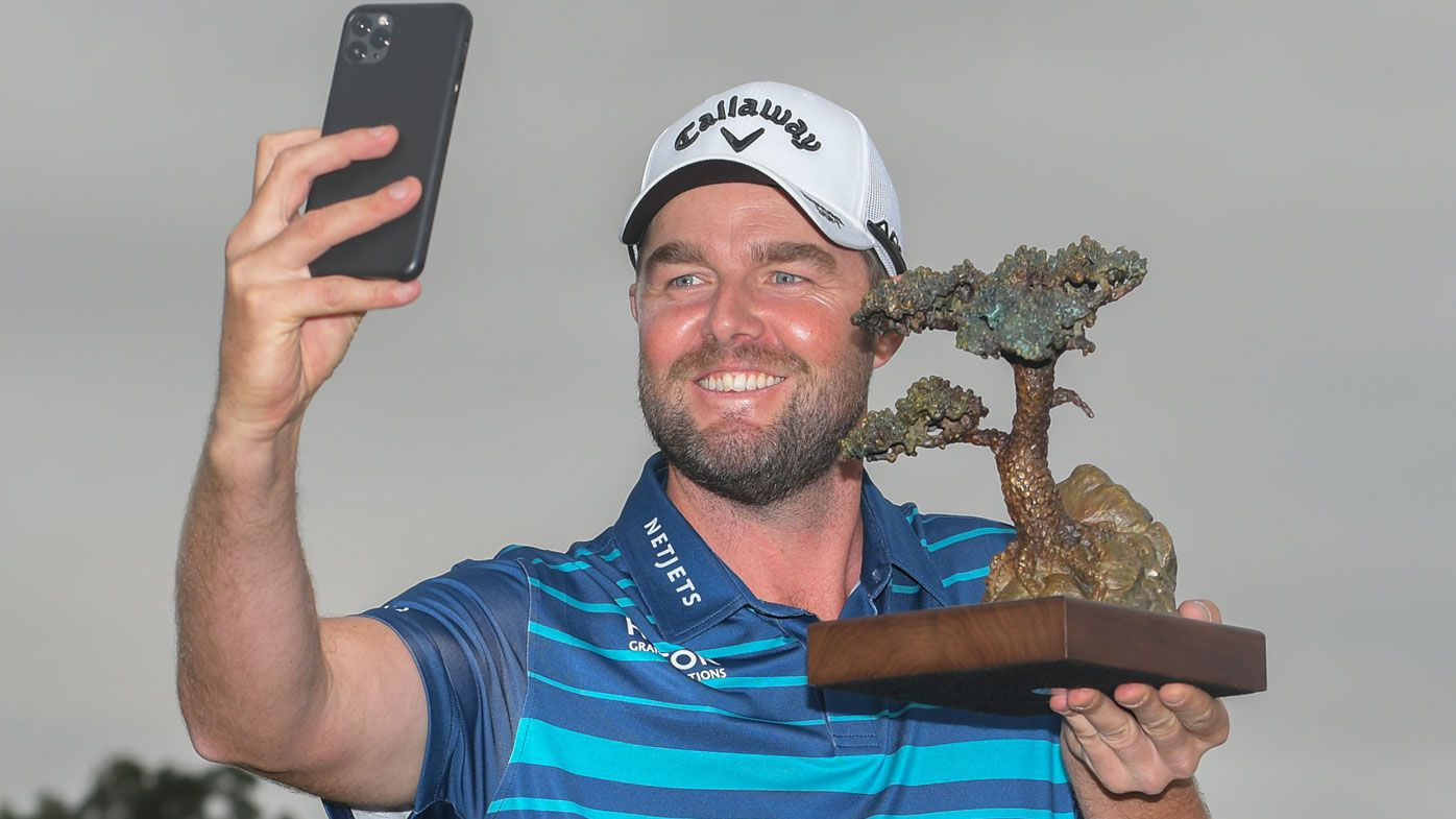 Marc Leishman wins PGA event at Torrey Pines, set to rise to world No.20