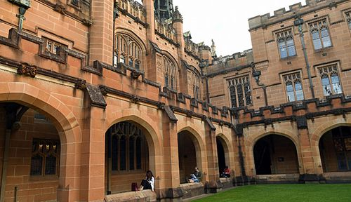 Key figures at 'sexist' Sydney college step down