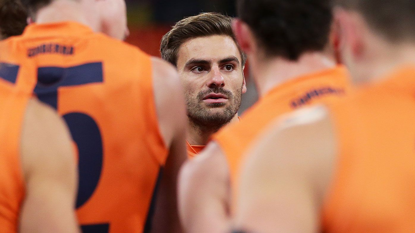EXCLUSIVE: Warren Tredrea explains why Stephen Coniglio's form is suffering after accepting GWS captaincy