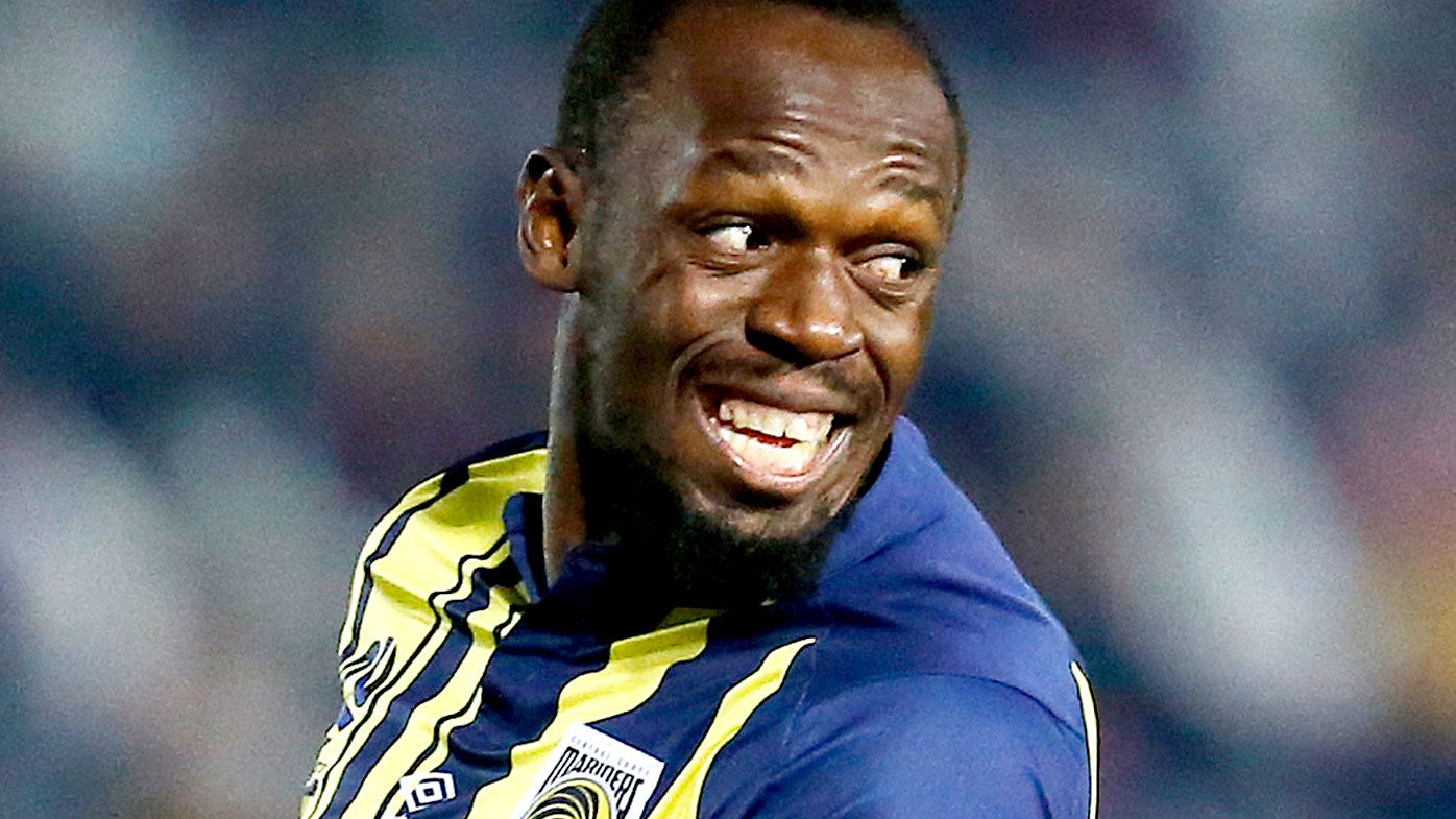 Usain Bolt to leave Central Coast Mariners for a week