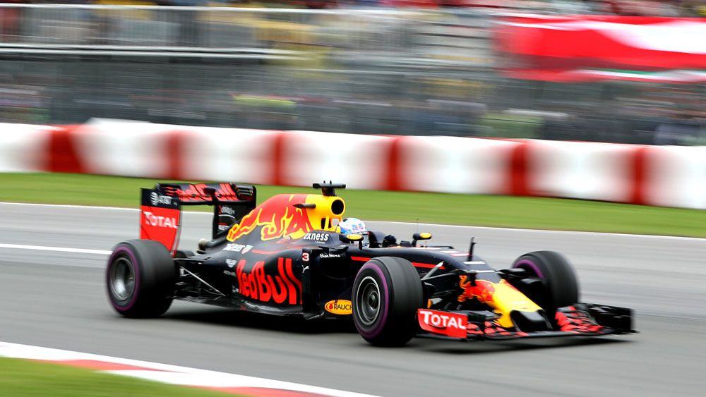 Ricciardo again frustrated at errors