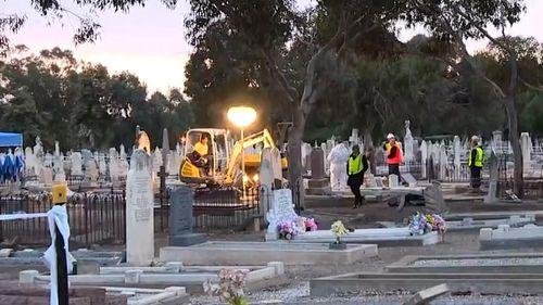 Somerton man mystery body exhumed