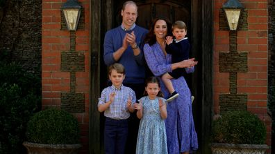 The Cambridges have opted for more traditional baby names.