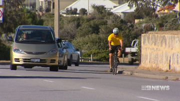 New 'one metre' law for cyclists begins in WA
