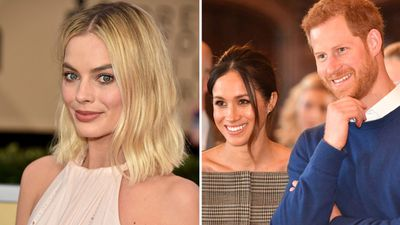 Margot Robbie and Prince Harry are 'not close'