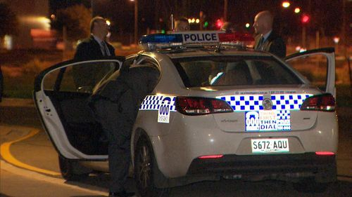 Police believe a gang of up to three men are responsible, it's believed the men are known to the victim, but they have not been able to be identified (9News).