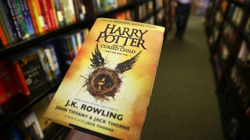Harry Potter book breaks Australian sales record