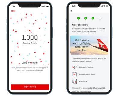 Qantas vaccine reward campaign major prize draw: how to claim