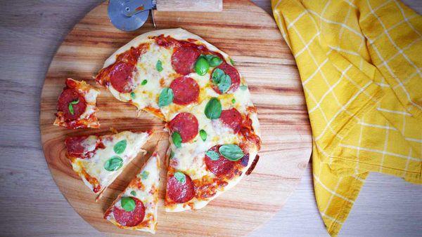Best ever pizza dough recipe