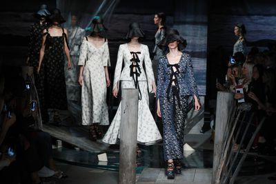Erdem, spring/summer '17<br /> London Fashion Week