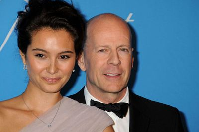 <p>Age gap: 23 years</p><p>Bruce was married to fellow cradle snatcher Demi for 13 years before competing to find who could score the younger mate.</p><p>Bruce won, with charming model Emma.</p>