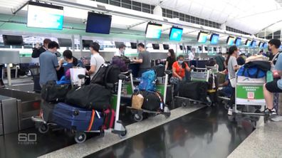 1500 people a day are joining the exodus from Hong Kong, a sad reflection of what the once great city has become.