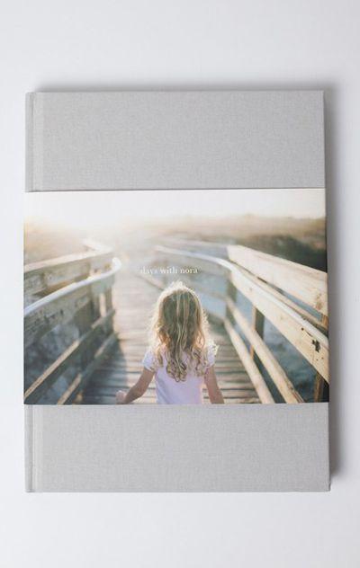 """Hardcover photobook, <a href=""""http://www.artifactuprising.com/photo-books/hardcover-books"""" target=""""_blank"""">$97.30, Artifact Uprising</a> or from <a href=""""http://au.blurb.com/photo-books#carouse"""" target=""""_blank"""">$38at Blurb.com</a>"""