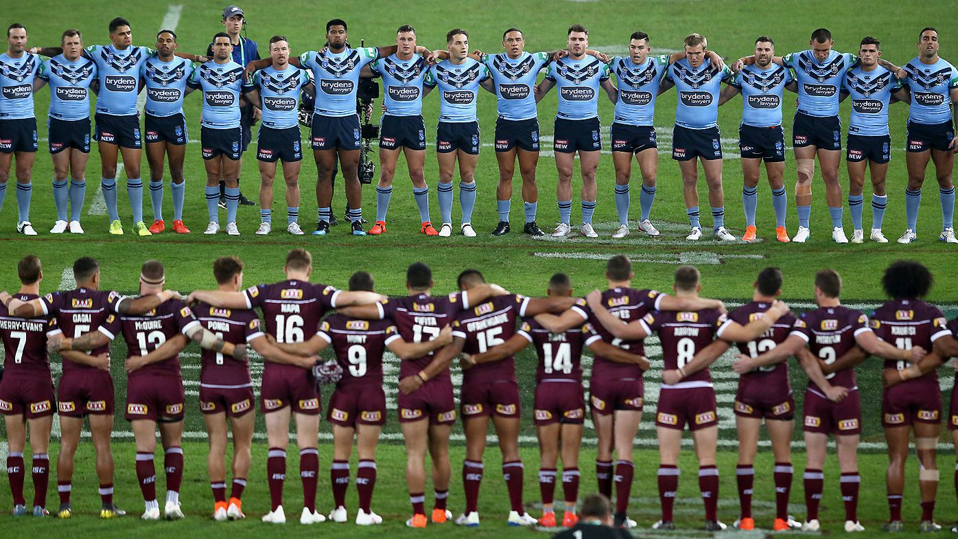 EXCLUSIVE: Peter FitzSimons on Origin anthem debate and how timing let down Brad Fittler
