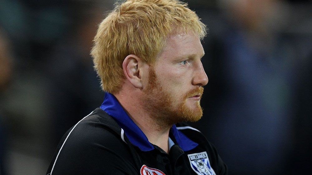 NRL news: Canterbury captain James Graham said Bulldogs players let coach Des Hasler down