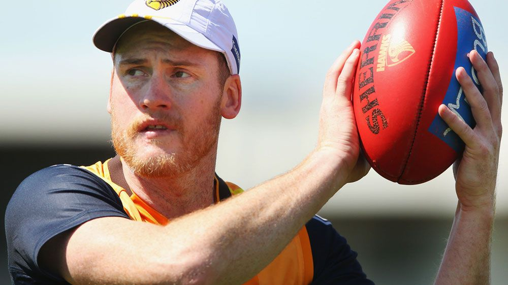 Jarryd Roughead. (Getty-file)