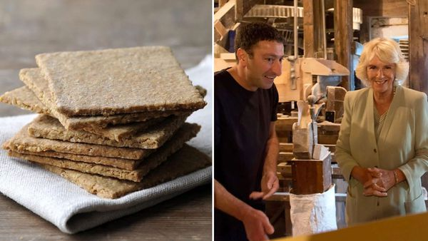 Clarence House shares recipe for oatcakes