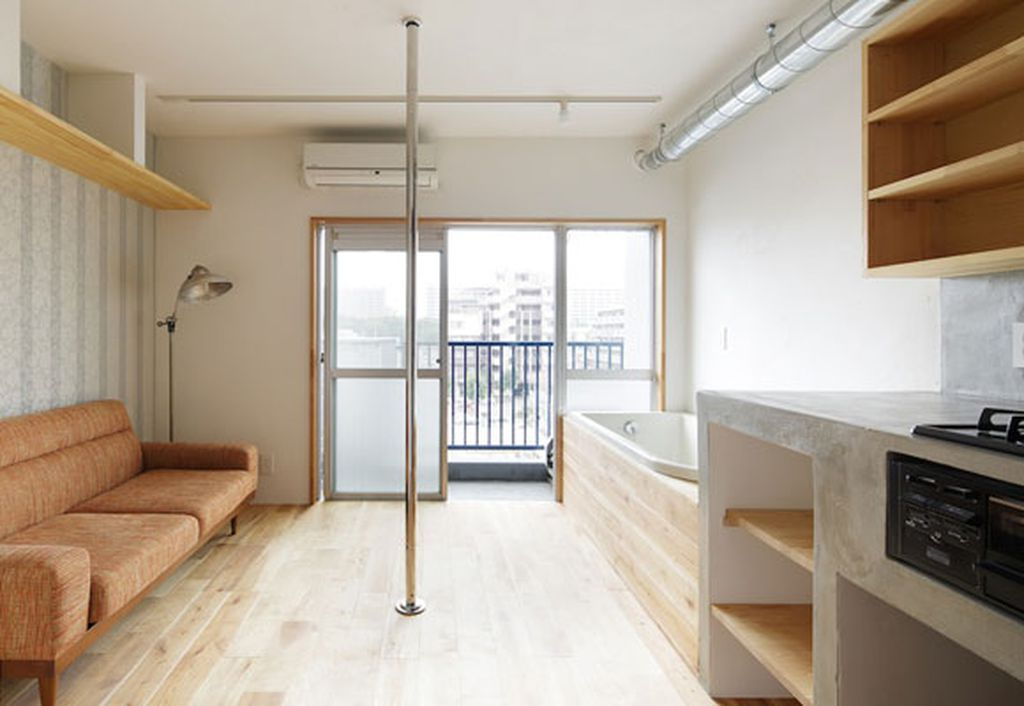 Japanese \'marriage-hunting\' apartments complete with stripper pole ...