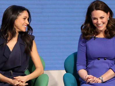 All the times Kate, the Duchess of Cambridge, and Meghan, the Duchess of Sussex showed off their close friendship dispelling the 'duelling duchesses' myth.