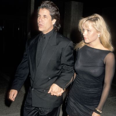 Pamela Anderson and Jon Peters: 12 days