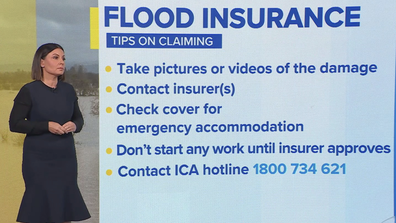 Tips to claiming flood insurance.