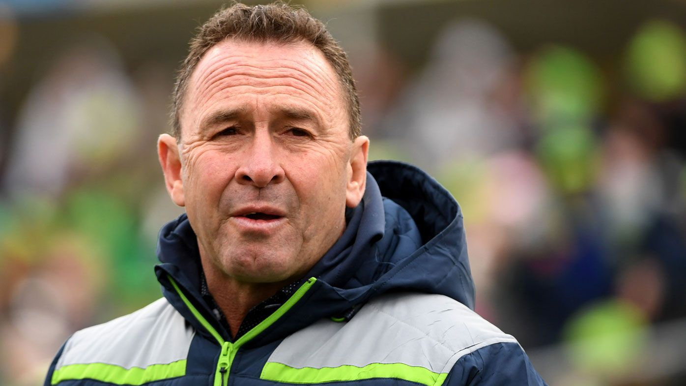 Canberra Raiders extend coach Ricky Stuart's deal till 2023, on eve of NRL finals