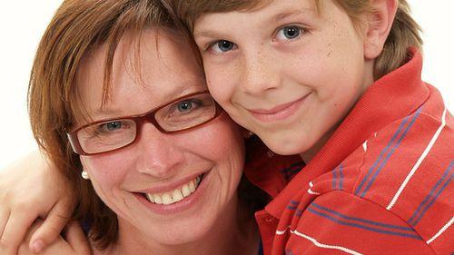 Rosie Batty with her son Luke. (AAP)