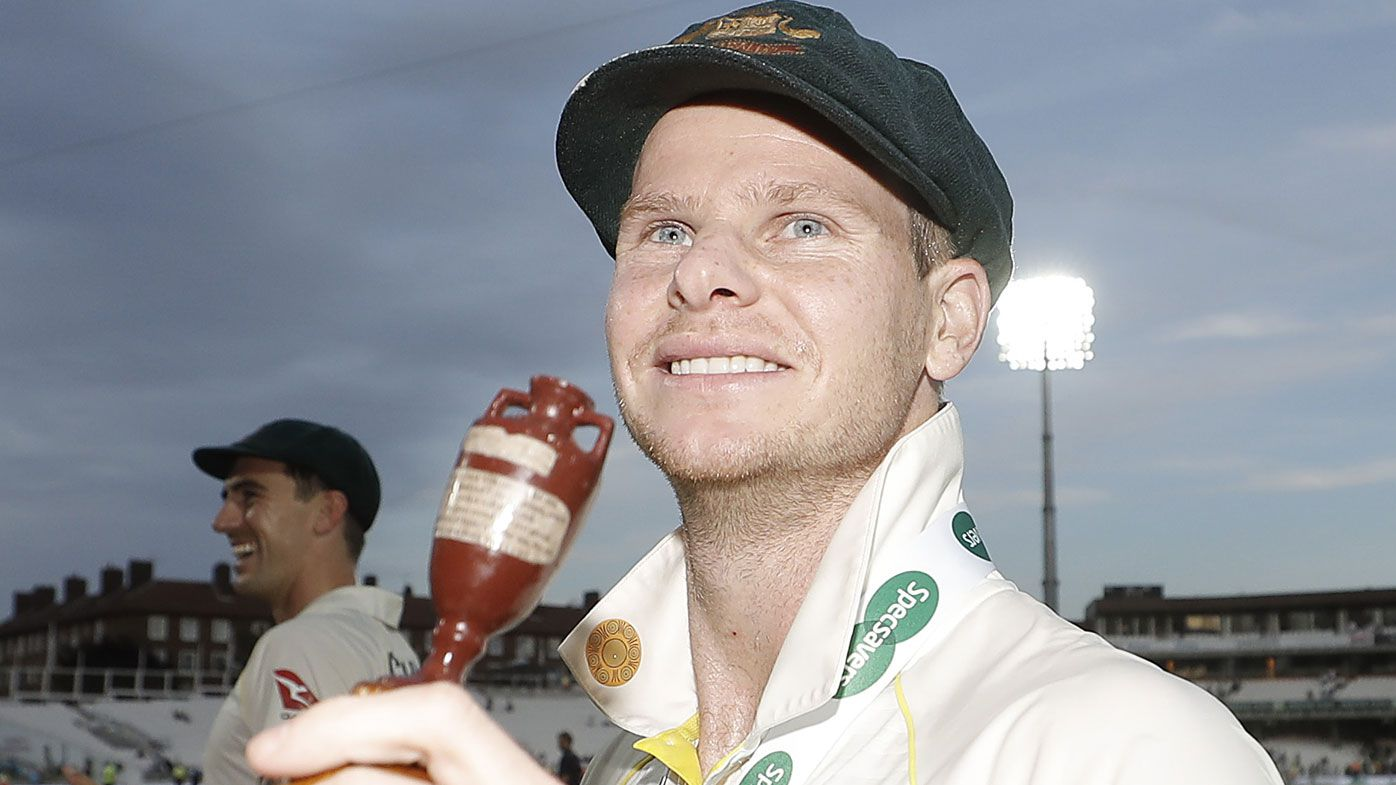 Steve Smith given standing ovation at The Oval, vows to improve after superb Ashes