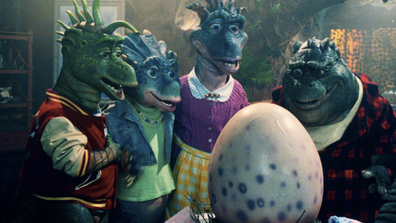 The 'Dinosaurs' are back!