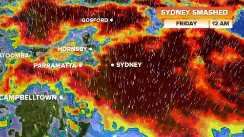 It's not looking good for Sydney and the rest of NSW.