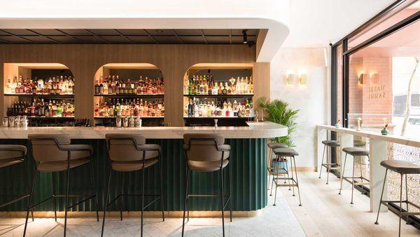 Maybe Sammy cocktail bar