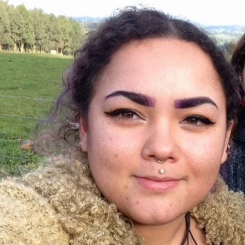Kayla Steffen, 24, went missing on Saturday after leaving her Melbourne home. Her body was discovered today. (Supplied)