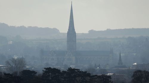 The English city of Salisbury is the unlikely location of the attack.