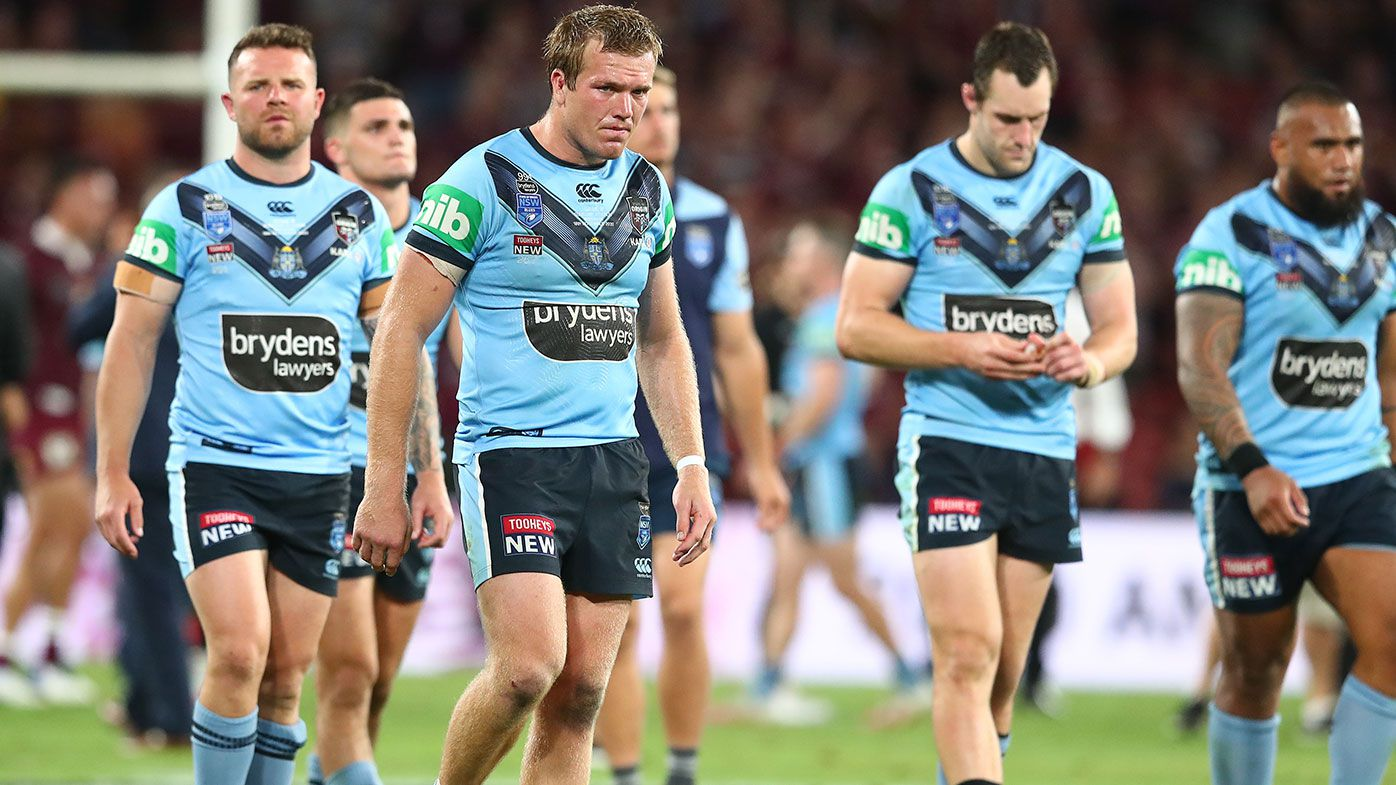 EXCLUSIVE: Andrew Johns axes seven Blues from last year's losing team