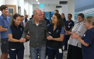 South Australia's 'miracle survivor' coronavirus patient released from hospital