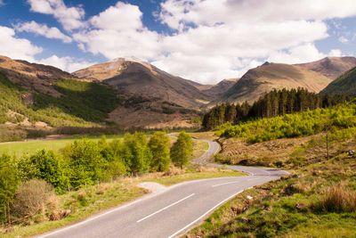 8. Argyll Coastal Route, Scotland