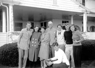 Inside the Kennedy Curse