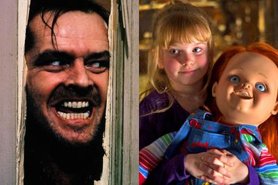 Planning a horror movie marathon this Halloween? Look no further than TheFIX's horror movie guide.<br/><br/>From new release DVD titles to cult cinema classics, we've got it covered. Stay tuned after the slides to watch the trailers for recent releases, <i>Curse of Chucky</i>, <i>World War Z</i>, <i>Mama</i> and <i>Insidious: Chapter 2</i>.