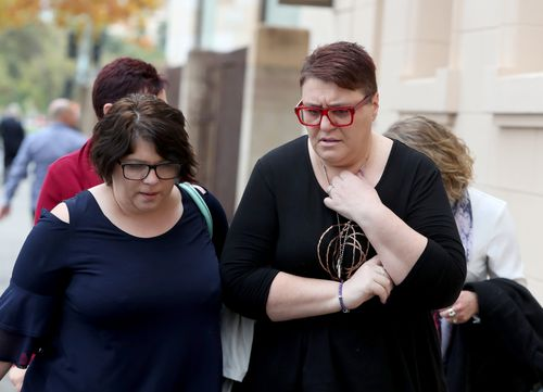 Nella Nisco, mother of Sophia Nisco, attended the inquest into the choking death of her severely disabled daughter while in the care of a respite nurse.