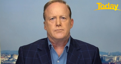 Sean Spicer told Today Mr Trump's campaign could be impacted by his COVID-19 diagnosis.