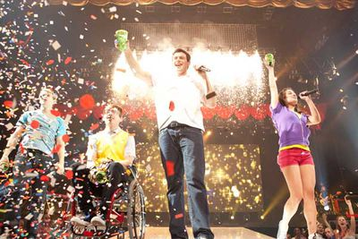 Everything's better with 70-80% more confetti.