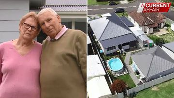 Grandparents face eviction threat over granny flat fiasco