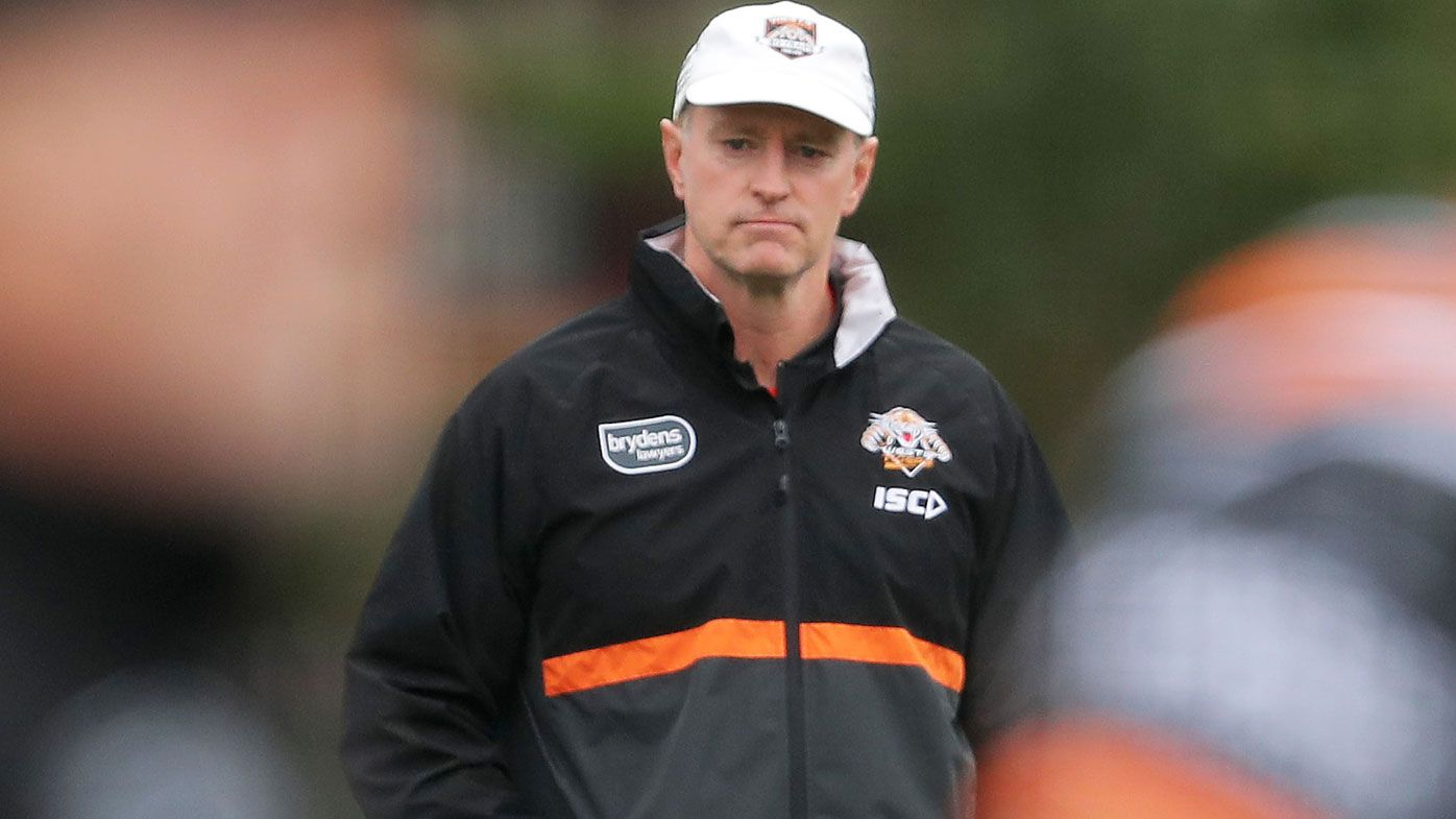Tigers head coach Michael Maguire