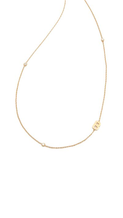 "<p><a href=""http://www.shopbop.com/alphabet-necklace-tai/vp/v=1/1564395054.htm?folderID=2534374302204220&fm=other-shopbysize-viewall&colorId=17173"" target=""_blank"">Alphabet Necklace, $75.91, Tai</a></p>"