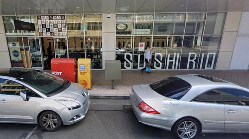Sushi Rio restaurant in Chatswood Chase in Sydney's lower north shore is the location of a new coronavirus scare, after a person who visited the site tested positive for COVID-19.