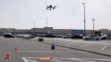 Walmart plans to expand the COVID-19 drone delivery pilot program to Cheektowaga, New York in early October.
