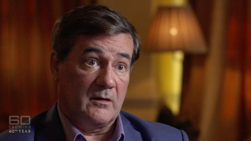 Former French spy Herve Jaubert was involved in the plot. Picture: 60 Minutes