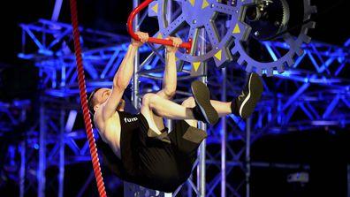 Stewart Furze Australian Ninja Warrior 2021
