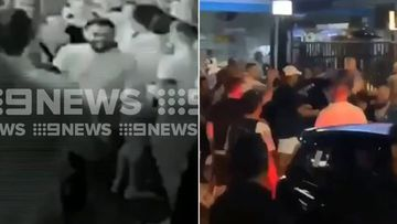 A Bali nightclub owner has defended Nelson Asofa-Solomona over his alleged involvement in a brawl.